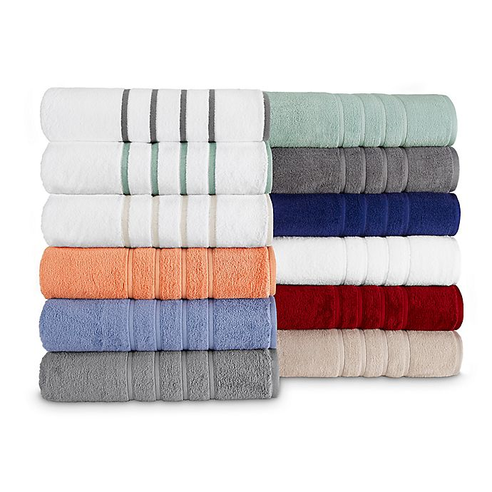 Alternate image 1 for American Craft Made in the USA Bath Towel Collection