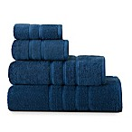 American Craft Made in the USA Bath Towel in Navy