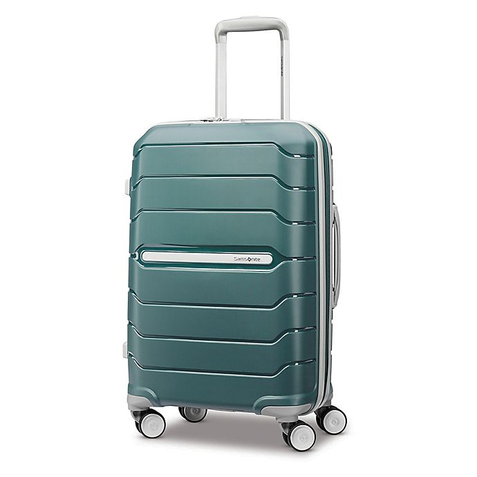 Alternate image 1 for Samsonite® Freeform 21-Inch Hardside Spinner Carry On Luggage in Sage