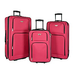Travelers Club® Genova 3-Piece Luggage Set