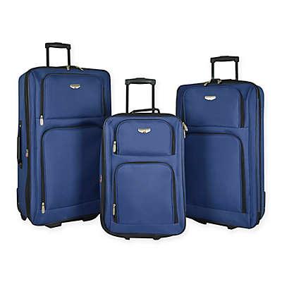 Travelers Club® Genova 3-Piece Luggage Set