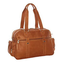 Piel® Leather Adventurer Carry On Satchel