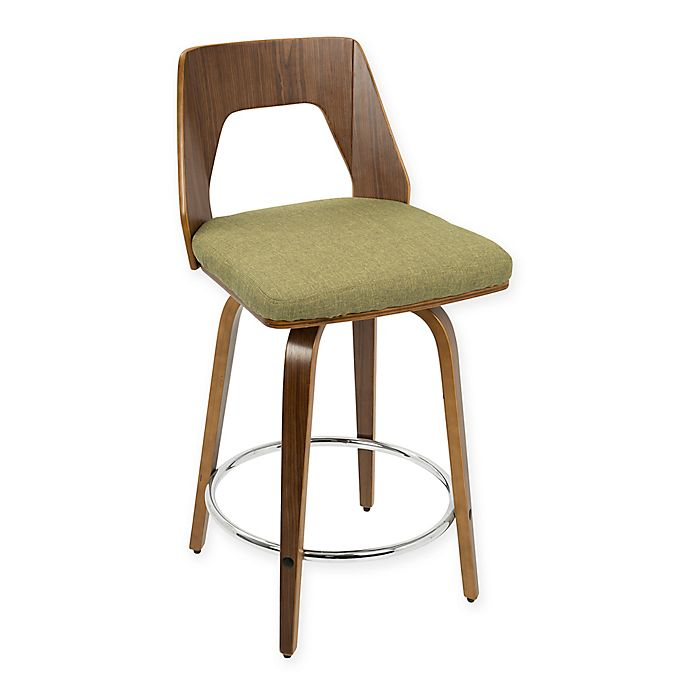 Alternate image 1 for LumiSource Trilogy Counter Stools (Set of 2)