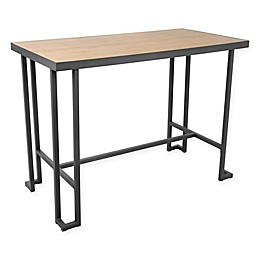 LumiSource Roman Counter Table in Grey