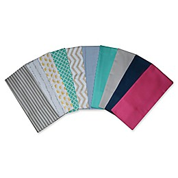 330-Thread-Count Cotton Sateen Extra-Long Sheet Set