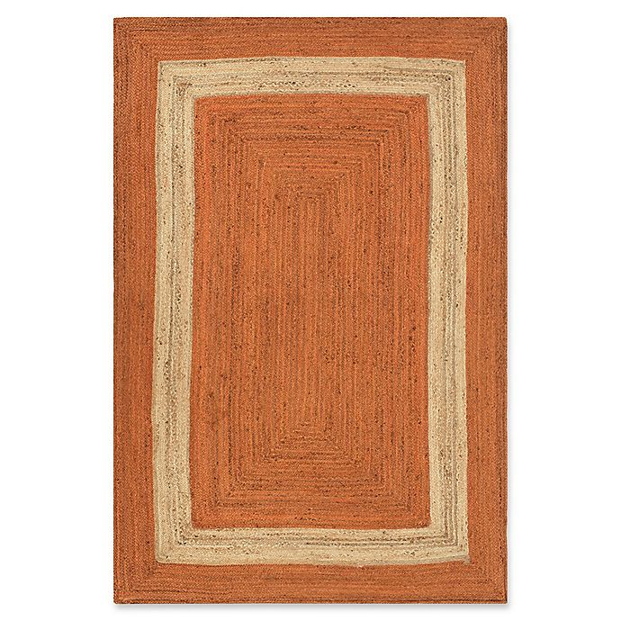 Alternate image 1 for Surya Voru 5-Foot x 7-Foot 6-Inch Area Rug in Orange