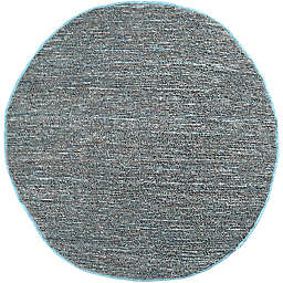 Surya Icaruu 8-Foot Round Rug in Silver/Grey