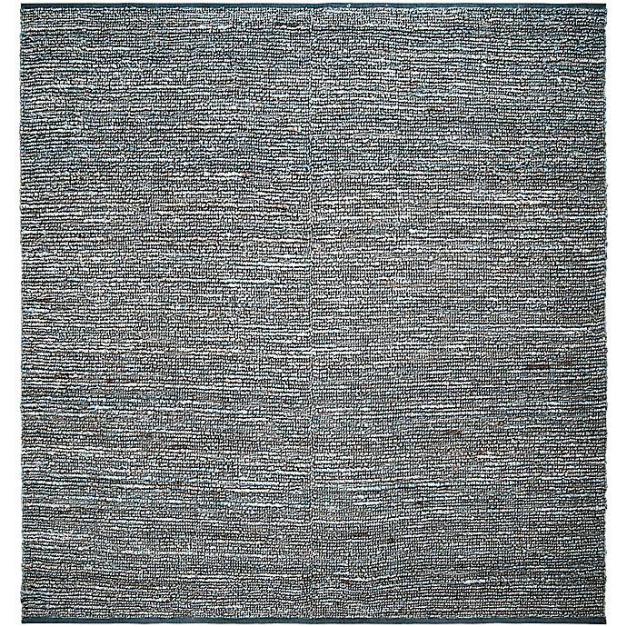 Alternate image 1 for Surya Icaruu 8-Foot Square Rug in Silver/Grey