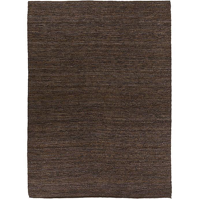 Alternate image 1 for Surya Icaruu 8-Foot x 11-Foot Area Rug in Dark Brown