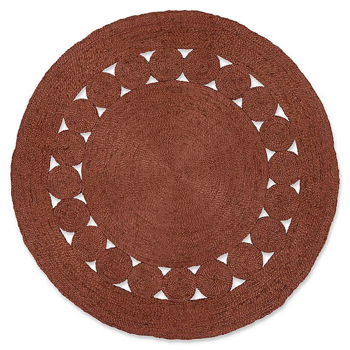 Alternate image 1 for Surya Dazed Round Area Rug