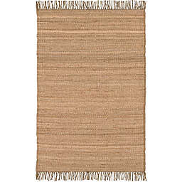 Surya Chiclayo 10-Foot x 13-Foot 6-Inch Area Rug in Wheat