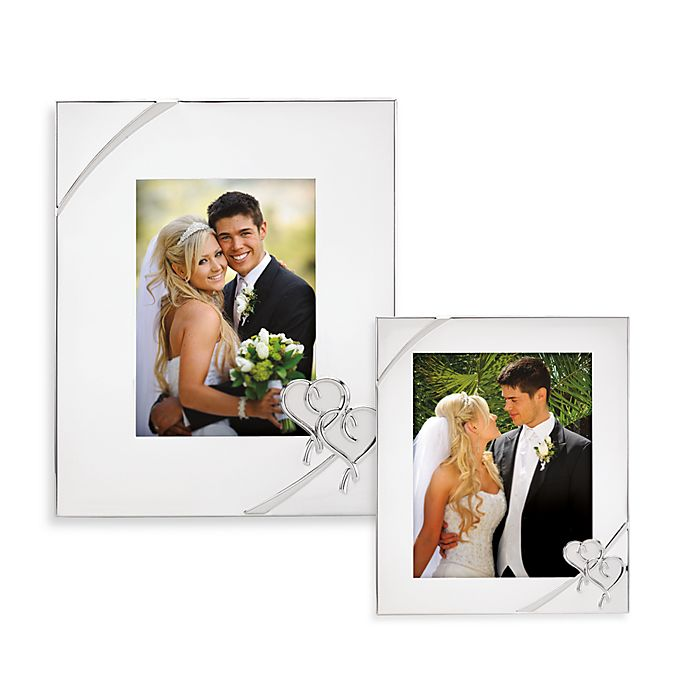 b355736dfe8 Lenox® True Love Silver Plated Frames