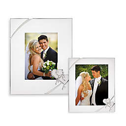 Lenox® True Love Silver Plated Frames