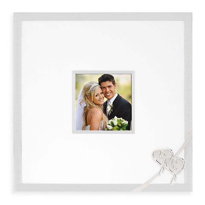 Alternate image 1 for Lenox® True Love Autograph Frame