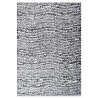 nuLOOM Smoky Sherill Rug in Grey