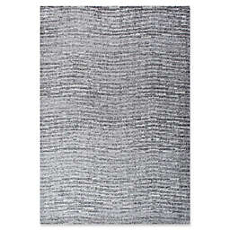 nuLOOM Smoky Sherill 7-Foot 6-Inch x 9-Foot 6-Inch Area Rug in Grey