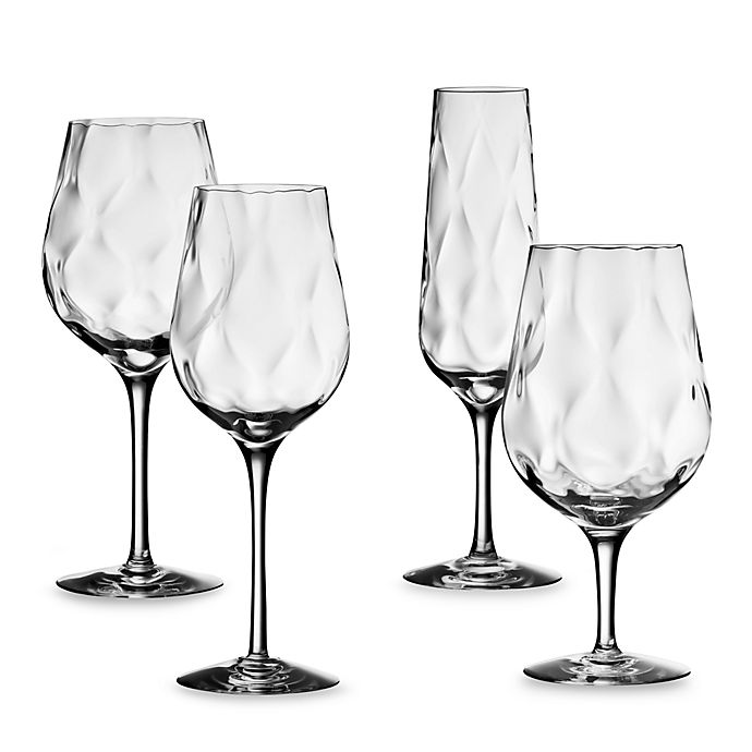 Alternate image 1 for Orrefors Dizzy Diamond Wine Glass Collection