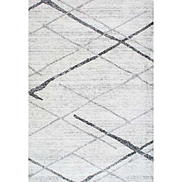 nuLOOM Smoky Thigpen 7-Foot 6-Inch x 9-Foot 6-Inch Area Rug in Grey