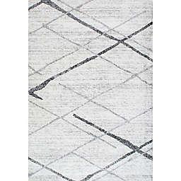 nuLOOM Smoky Thigpen 8-Foot 2-Inch x 11-Foot 6-Inch Area Rug in Grey