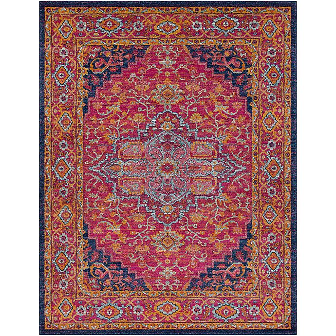 Alternate image 1 for Surya Kilburn 7-Foot 10-Inch x 10-Foot 3-Inch Area Rug in Pink