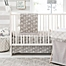 Part of the My Baby Sam  Little Explorer Crib Bedding Collection