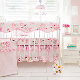 My Baby Sam Rosebud Lane Crib Bedding Collection