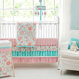 My Baby Sam Gypsy Baby 3-Piece Crib Bedding Set