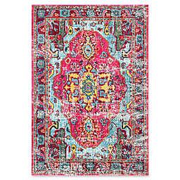 nuLOOM® Casablanca 6'7 x 9' Multicolor Area Rug