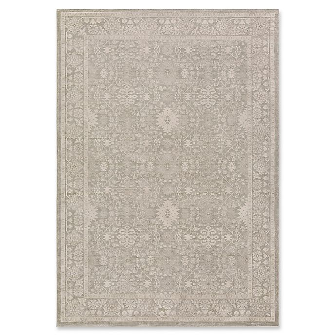 Alternate image 1 for Surya Allegro 2-Foot 2-Inch x 3-Foot Accent Rug in Beige