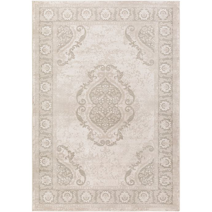 Alternate image 1 for Surya Allegro 2-Foot 2-Inch x 3-Foot Accent Rug in Khaki