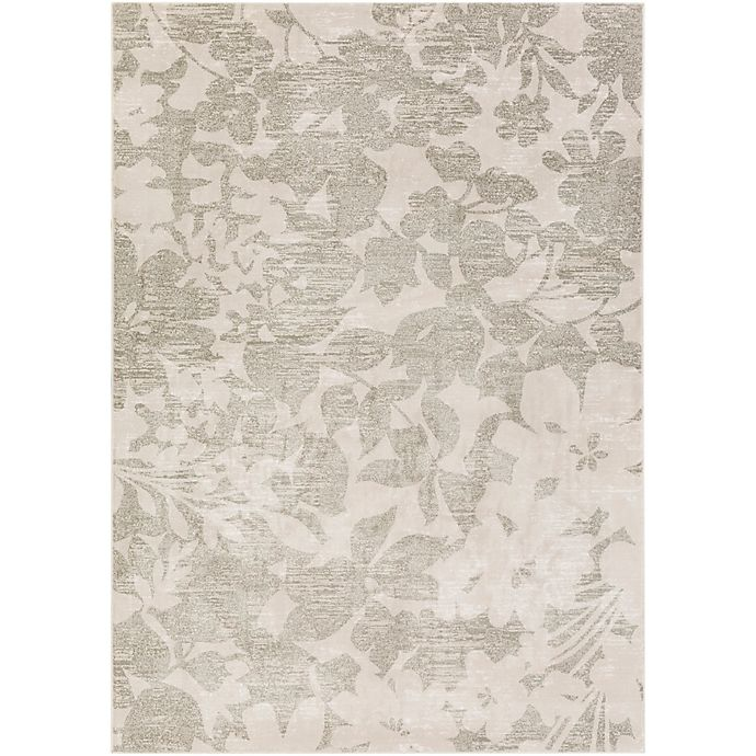 Alternate image 1 for Surya Allegro 2-Foot 2-Inch x 3-Foot Accent Rug in White