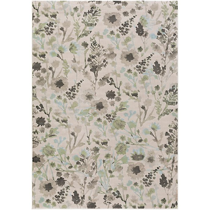 Alternate image 1 for Surya Allegro 2-Foot 2-Inch x 3-Foot Accent Rug in Ivory