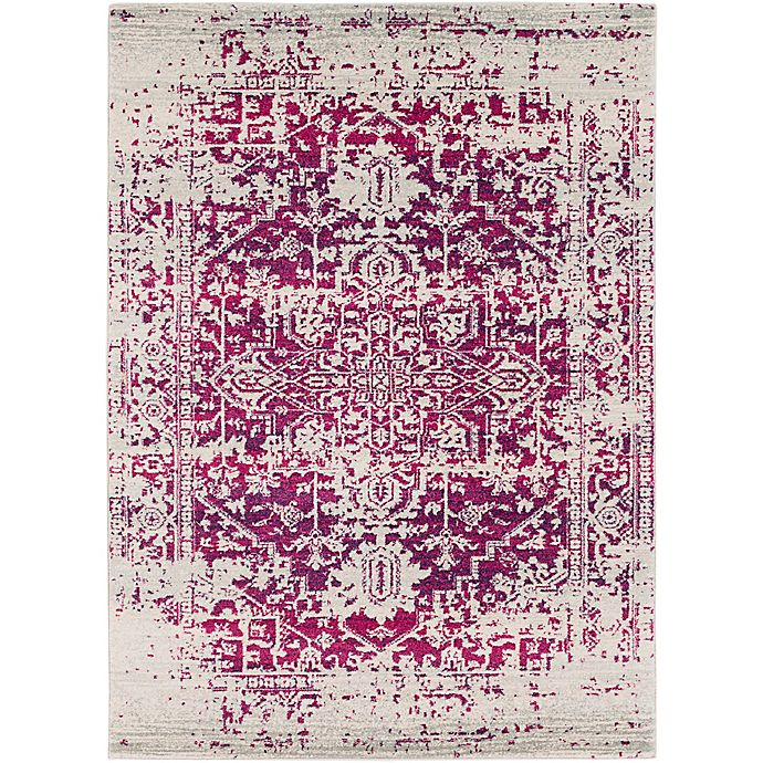 Alternate image 1 for Surya Fenalun 9-Foot 3-Inch x 12-Foot 6-Inch Area Rug in Pink