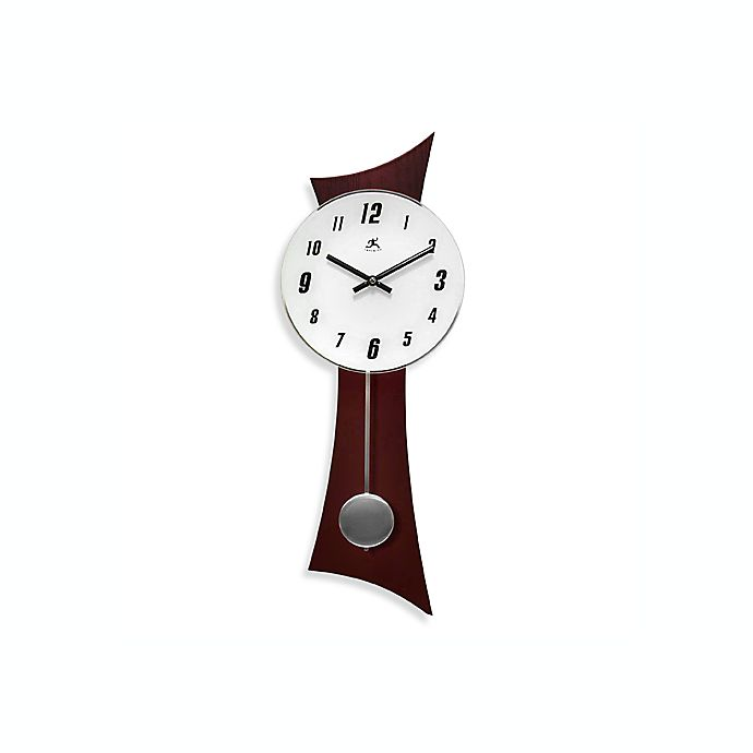 Alternate image 1 for Infinity Instruments Hilton Wall Clock
