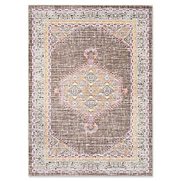 Surya Dynine Rug in Bright Pink