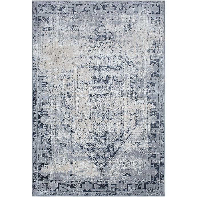 Alternate image 1 for Surya Pricella Classic 2-Foot x 3-Foot Rug in Grey