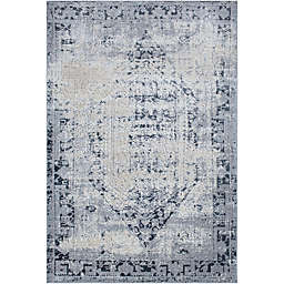 Surya Pricella Classic 6-Foot 7-Inch x 9-Foot 6-Inch Rug in Grey
