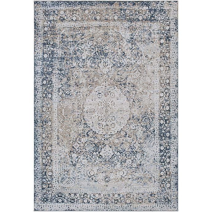 Alternate image 1 for Surya Lorenna Classic 2-Foot x 3-Foot Accent Rug in Grey