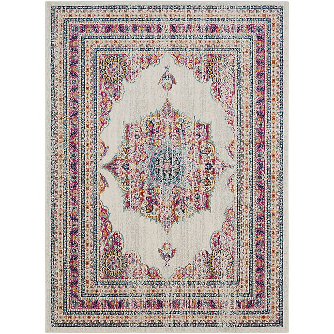 Alternate image 1 for Surya Fenalun 3-Foot x 11-Inch x 5-Foot 7-Inch Area Rug in Pink