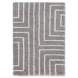 Surya Aynwild Maze Shag Rug