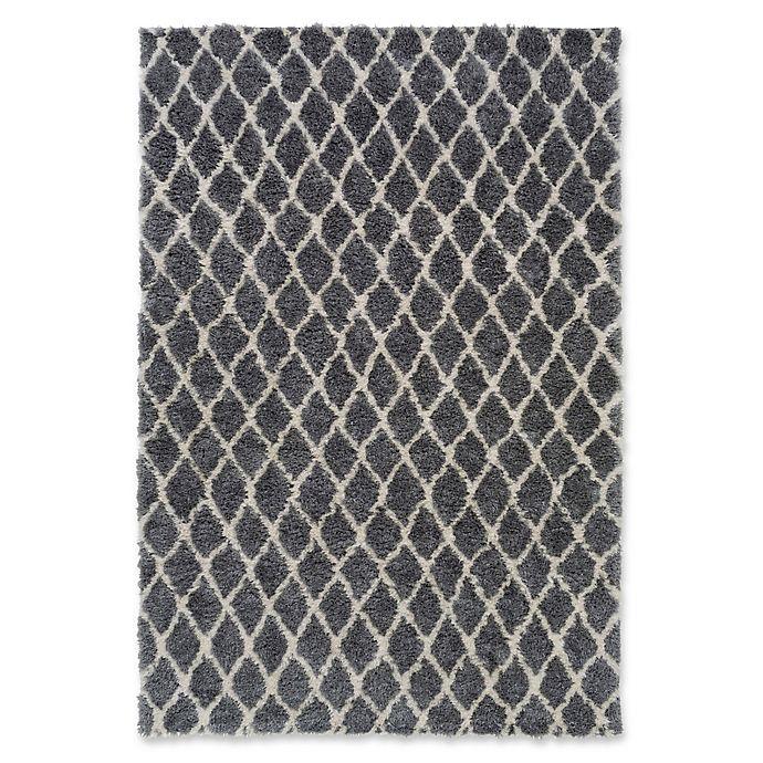 Alternate image 1 for Surya Biscayne Global 5-Foot x 7-Foot 6-Inch Area Rug in Grey