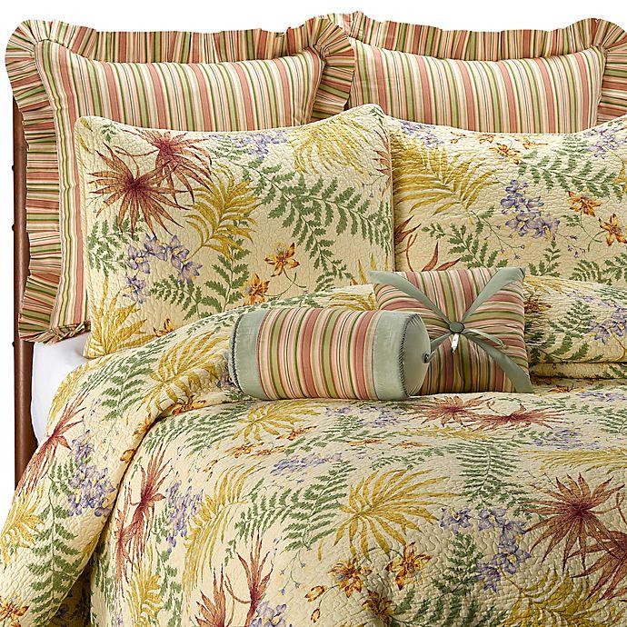Alternate image 1 for Fiji Quilt, 100% Cotton