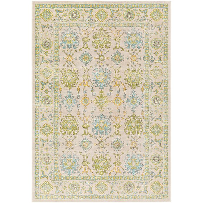 Alternate image 1 for Surya Ayomide 6-Foot 9-Inch x 9-Foot 8-Inch Area Rug in Blue/Green