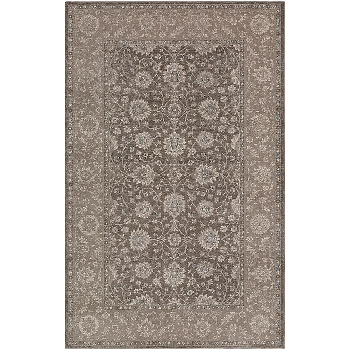 Alternate image 1 for Surya Diavonna 7-Foot 6-Inch x 9-Foot 6-Inch Area Rug in Taupe