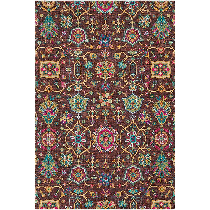 Alternate image 1 for Surya Alok 8-Foot x 11- Foot Area Rug in Camel