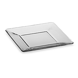 Libbey® Tempo 8-Inch Square Glass Salad Plate
