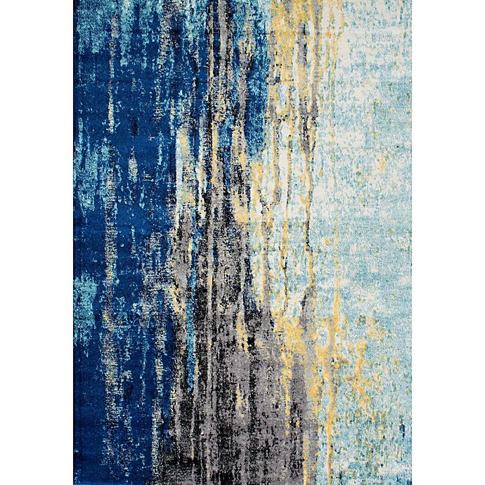 Alternate image 1 for nuLOOM Katharina 9-Foot x 12-Foot Area Rug in Blue