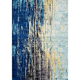 nuLOOM Katharina 9-Foot x 12-Foot Area Rug in Blue