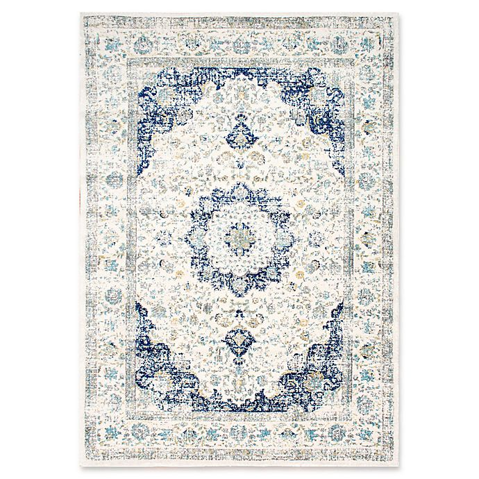 Alternate image 1 for nuLOOM Bodrum Verona 7-Foot 10-Inch x 11-Foot 2-Inch Area Rug in Blue