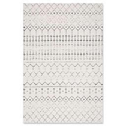 nuLOOM 6' x 7'9 Bodrum Area Rug in Grey